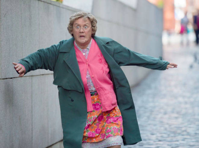 Mrs Brown Boys could be ending