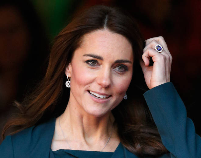 Kate Middleton is now the owner of the iconic engagement ring