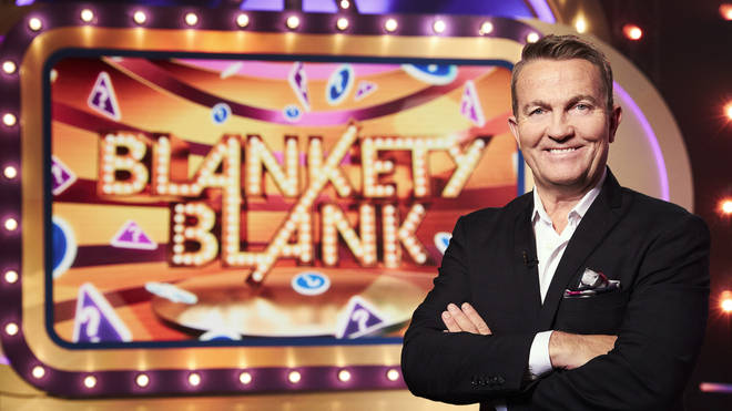 Bradley Walsh will be hosting the new Blankety Blank