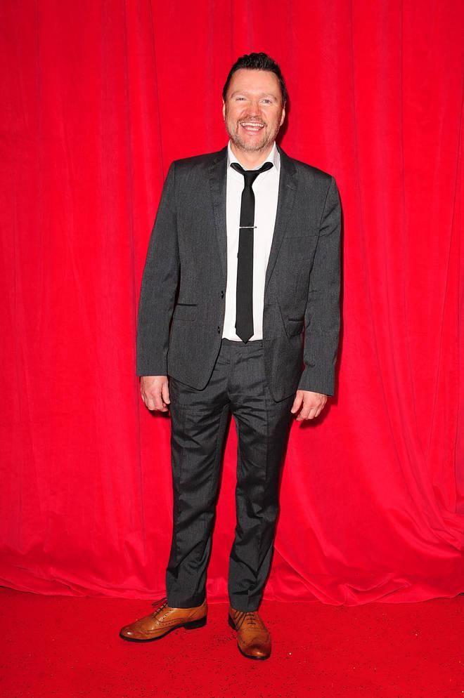 Ian Puleston-Davies plays Donald 'Don' Vernon in Viewpoint
