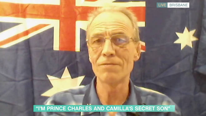 Simon claims that he was conceived in 1965, five years before Camilla and Charles reportedly first met