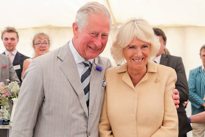 Prince Charles and Camilla have never responded to Simon's claims