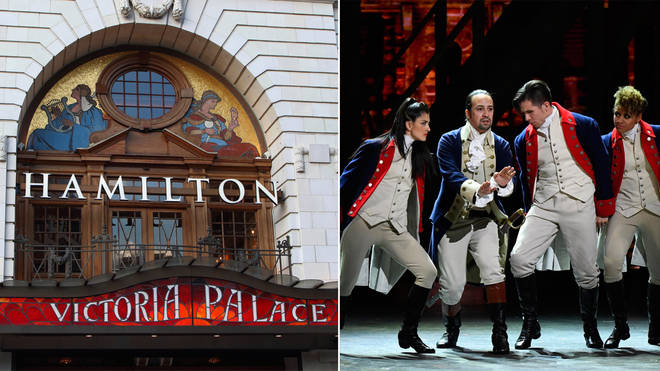 Hamilton will be back in the West End this August