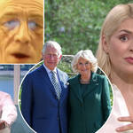 Man claiming to be Charles and Camilla's secret son has interview taken off air