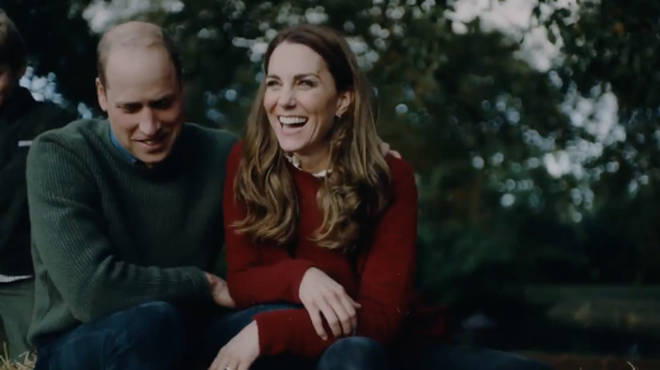 Kate and William looked more in love than ever in the sweet family video