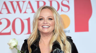 Emma Bunton revealed the Spice Girls had an impromptu get together