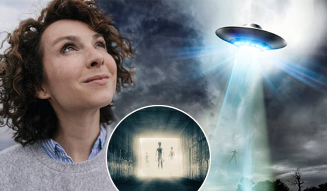 Brits are obsessed with aliens... are you one of them?