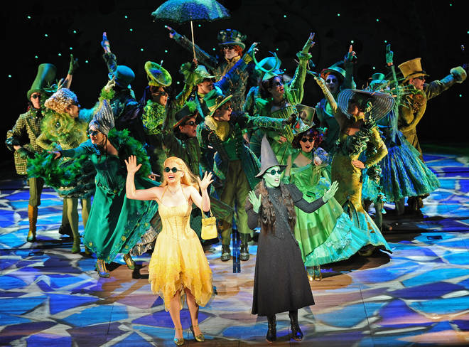 Wicked tells the untold story of the witches of Oz