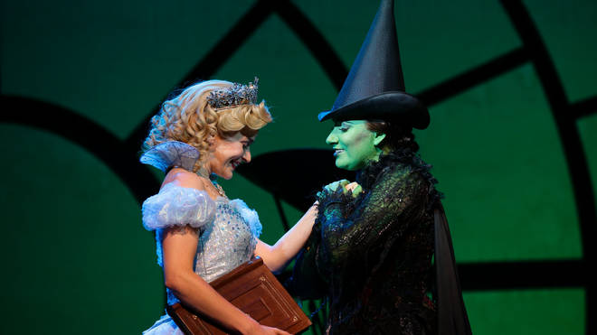 People can start booking their tickets for Wicked next month