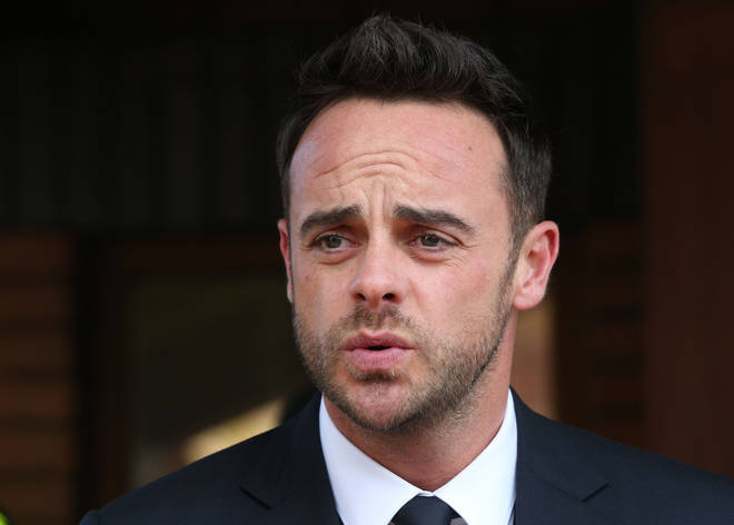 Ant McPartlin missed his divorce settlement hearing in London