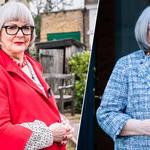 Callum's nan Violet in EastEnders