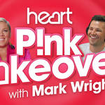 Pink joined Mark Wright for a very special show on Heart