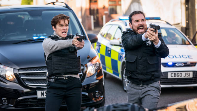 The Line of Duty finale unmasked Ian Buckles as H