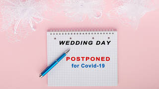 If coronavirus derailed your wedding, Heart Breakfast want to hear from you