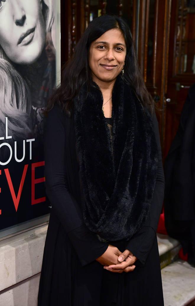 Lolita Chakrabarti is starring in BBC's Vigil