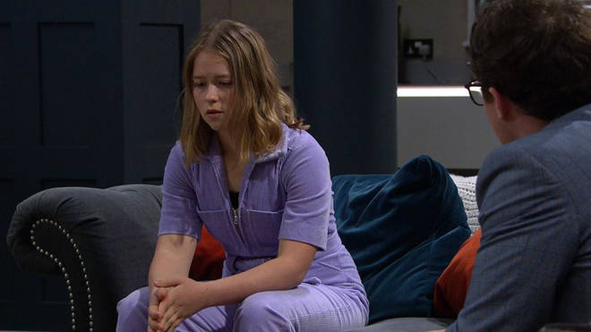 Liv Flaherty is played by Isobel Steele in Emmerdale