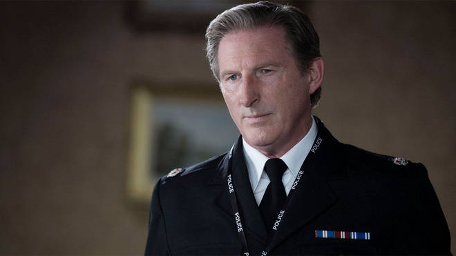 Ted Hastings could be forced to leave AC-12