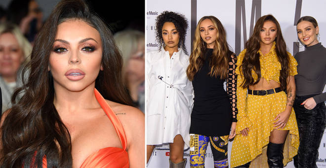 Jesy Nelson has opened up about her decision to leave Little Mix