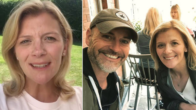 Jane Danson is married to Robert Beck