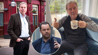 Harry Redknapp is going to be appearing in EastEnders