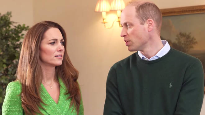 Catherine hilariously calls Prince William out in more unseen footage