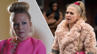 Linda Carter has been in EastEnders since 2013