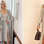 Holly Willoughby's dress is from Reformation