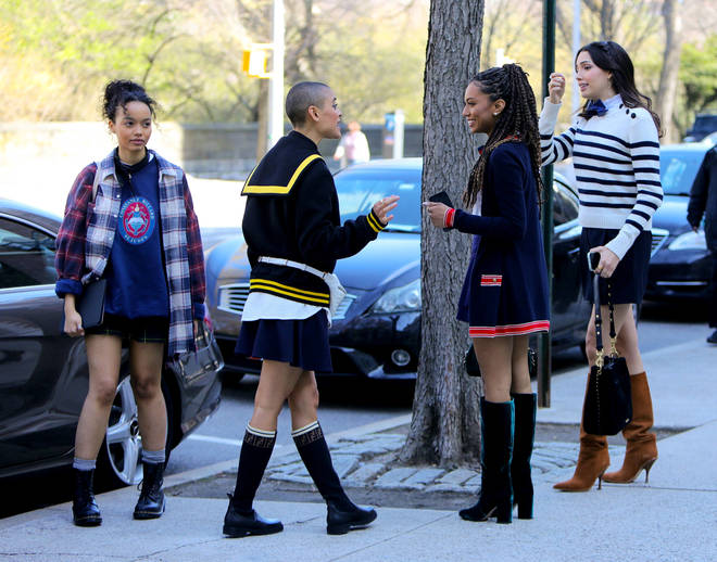 The show will feature a brand-new set of privileged teens living in New York