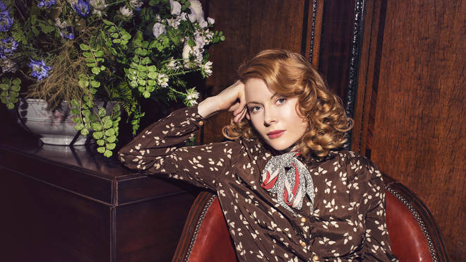 Emily Beecham as Fanny Logan in The Pursuit of Love
