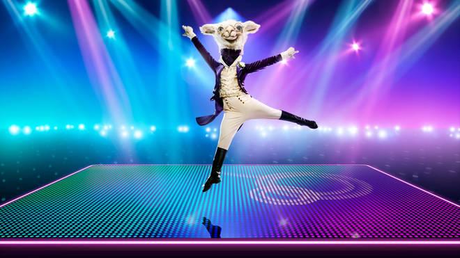 The Masked Dancer's Llama