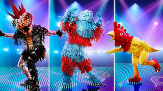 The Masked Dancer characters have been revealed...