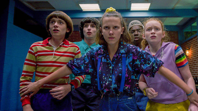When is Stranger Things 4 out?