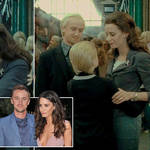 Tom Felton's girlfriend is in Harry Potter too