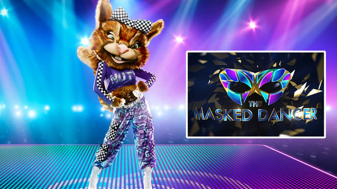 Who is The Masked Dancer's Squirrel?