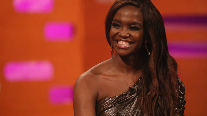 Oti Mabuse is joining The Masked Dancer panel