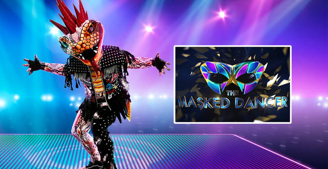 Who is Viper on The Masked Dancer?