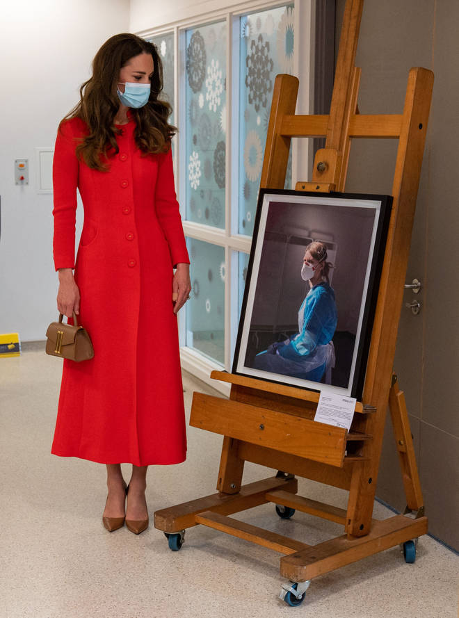 The Duchess of Cambridge's book is a collection of 100 photographs taken during the pandemic to highlight the struggles and triumphs of this past year