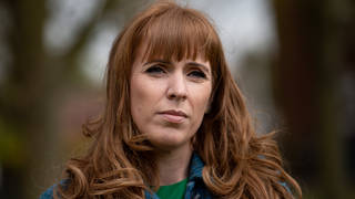 Angela Rayner has been sacked as party chairman