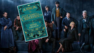 The new book is released on the same day as the film