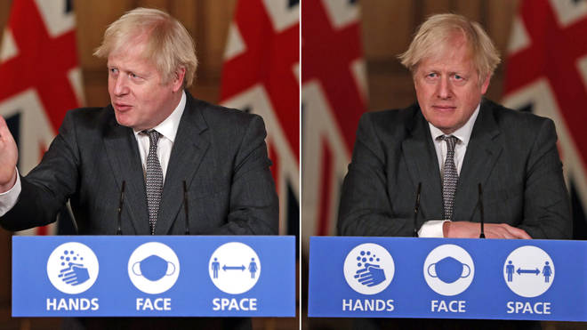 Boris Johnson is holding a press conference today