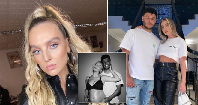 Perrie Edwards has announced her pregnancy