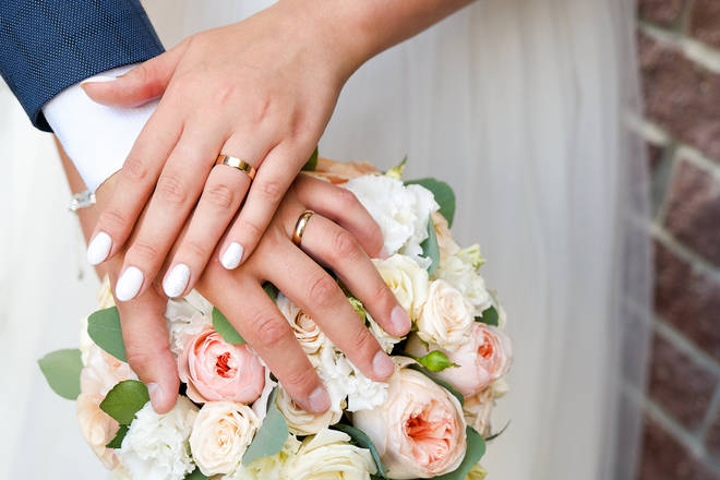 Up to 30 people will be allowed to attend weddings from May 17