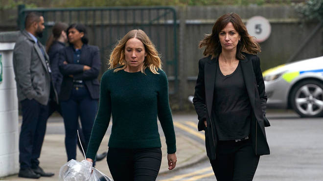 Katherine Kelly starred in ITV's Liar