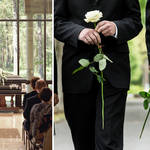 What will the new rules for funerals be on May 17? (stock images)