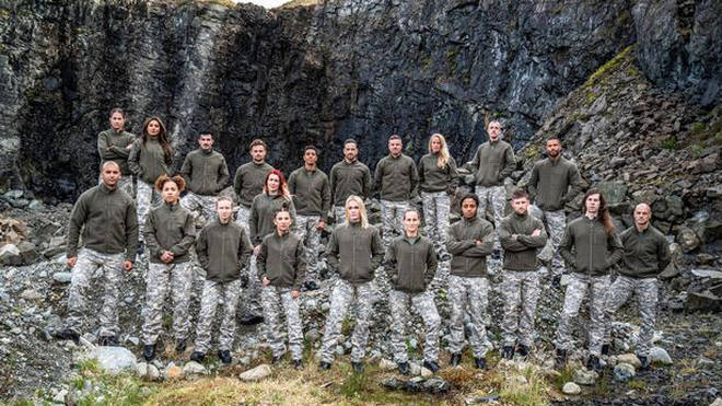 SAS Who Dares Wins was filmed in Scotland