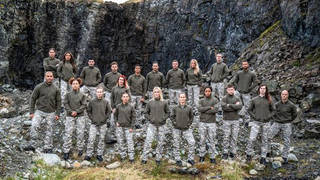 SAS Who Dares Wins was filmed in Scotland