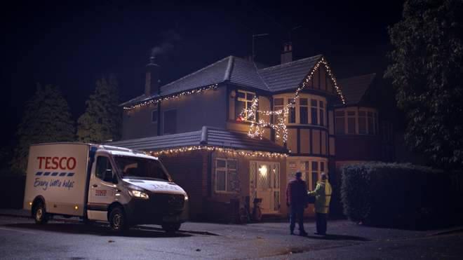 Tesco has released its 2018 Christmas advert