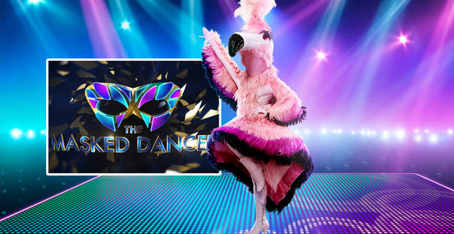 Who is Flamingo on The Masked Dancer?