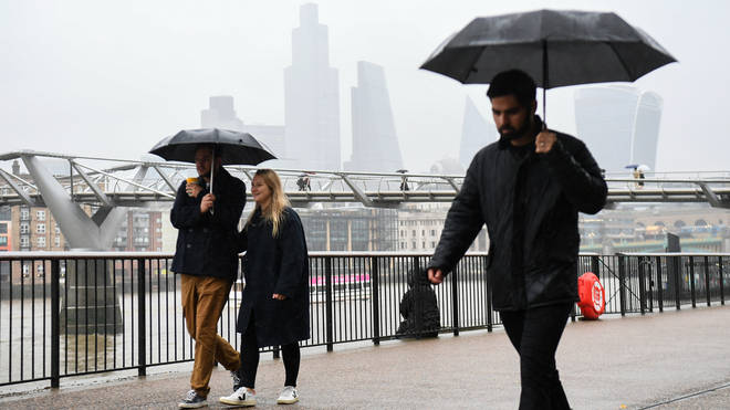 More rain is heading for the UK this week
