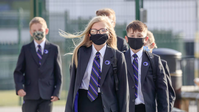 Students will no longer be asked to wear face masks from May 17